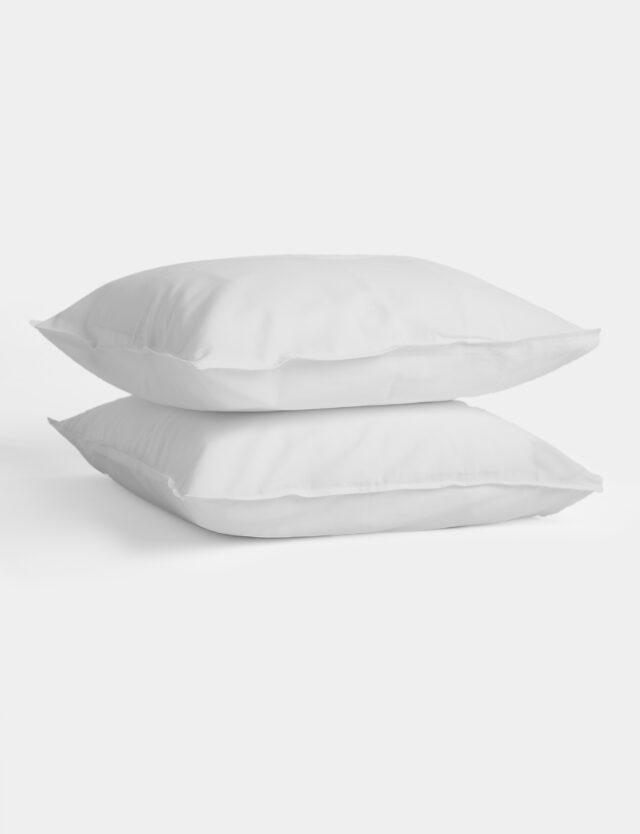 Pillowcases White